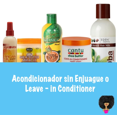 Leavein Conditioner